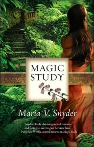 Cover of Magic Study by Maria V. Snyder