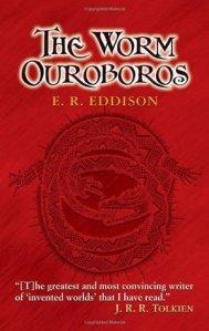 Cover of The Worm Ouroboros by E.R. Eddison