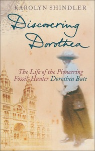 Cover of Discovering Dorothea by Karolyn Shindler