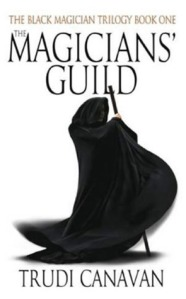 Cover of The Magician's Guild by Trudi Canavan