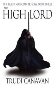 Cover of The High Lord by Trudi Canavan
