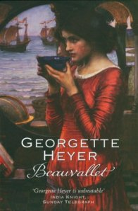 Cover of Beauvallet by Georgette Heyer