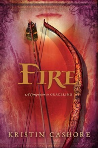 Cover of Fire by Kristin Cashore