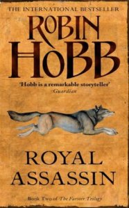 Cover of Royal Assassin by Robin Hobb