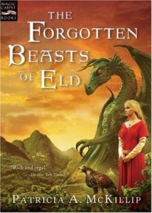 Cover of The Forgotten Beasts of Eld by Patricia McKillip