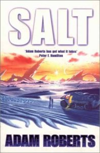 Cover of Salt by Adam Roberts