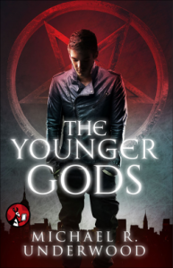 Cover of The Younger Gods by Michael R. Underwood
