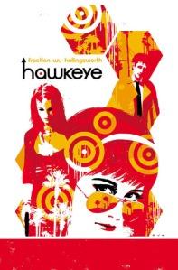 Cover of Hawkeye: LA Woman by Matt Fraction