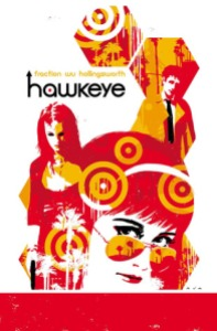 Cover of Hawkeye: LA Woman by Matt Fraction