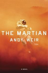 Cover of The Martian by Andy Weir