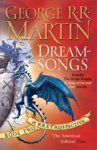 Cover of Dreamsongs by G.R.R. Martin