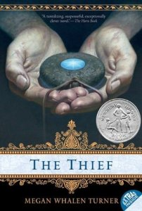Cover of The Thief by Megan Whalen Turner