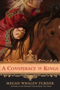 Cover of A Conspiracy of Kings by Megan Whalen Turner