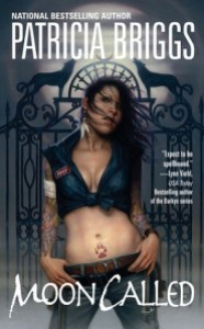 Cover of Moon Called by Patricia Briggs