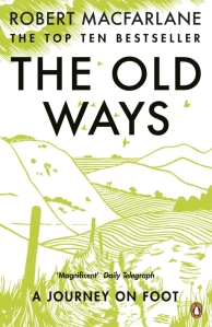 Cover of The Old Ways by Robert MacFarlane