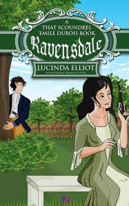 Cover of Ravensdale by Lucinda Elliot