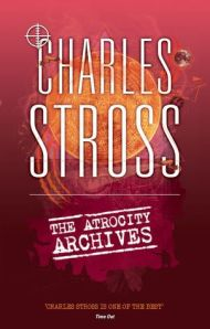 Cover of The Atrocity Archives by Charles Stross