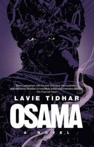 Cover of Osama by Lavie Tidhar