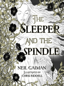 Cover of The Sleeper and the Spindle, by Neil Gaiman