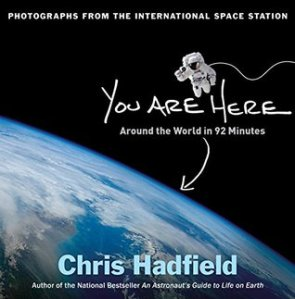 Cover of You Are Here by Chris Hadfield