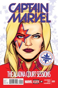 Captain Marvel #9