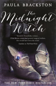 Cover of The Midnight Witch by Paula Brackston