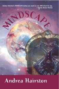 Cover of Mindscape by Andrea Hairston