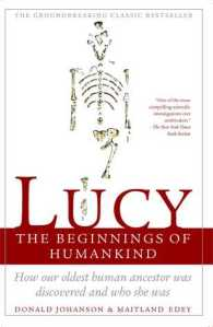 Cover of Lucy: The Beginnings of Mankind