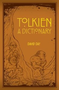 Cover of Tolkien: A Dictionary by David Day