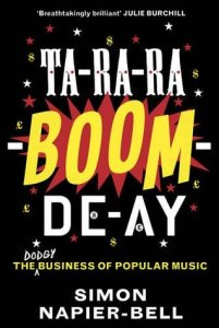 Cover of Ta-ra-ra-boom-de-ay by Simon Napier-Bell