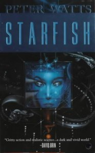 Cover of Starfish by Peter Watts