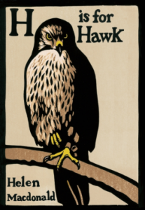 Cover of H is for Hawk by Helen Macdonald