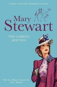 Cover of The Gabriel Hounds by Mary Stewart