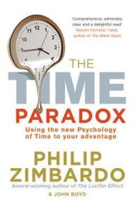 Cover of The Time Paradox by Philip Zimbardo