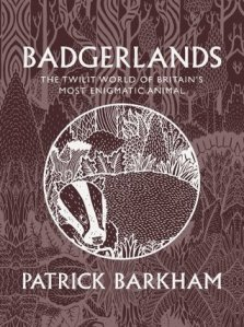 Cover of Badgerlands by Patrick Barkham