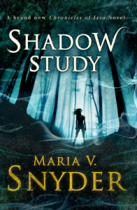 Cover of Shadow Study by Maria V. Snyder