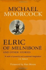 Cover of Elric of Melnibone and Other Stories by Michael Moorcock