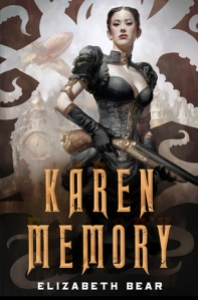 Cover of Karen Memory by Elizabeth Bear