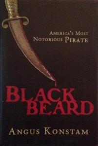 Cover of Blackbeard by Angus Konstam
