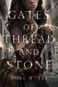Cover of Gates of Thread and Stone