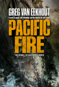 Cover of Pacific Fire by Greg van Eekhout