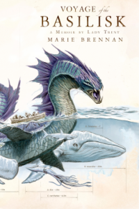 Cover of Voyage of the Basilisk by Marie Brennan