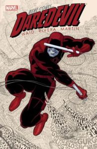 Cover of Daredevil volume 1 by Mark Waid