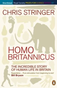 Cover of Homo Britannicus by Chris Stringer