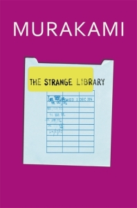 Cover of The Strange Library by Haruki Murakami