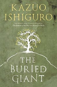 Cover of The Buried Giant by Kazuo Ishiguro
