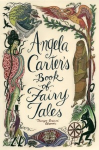 Cover of Angela Carter's Book of Fairy Tales