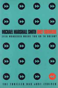 Cover of Only Forward by Michael Marshall Smith