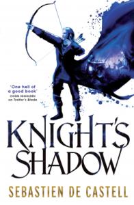 Cover of Knight's Shadow by Sebastien de Castell