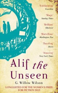 Cover of Alif the Unseen by G. Willow Wilson